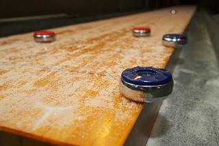 SOLO® Shuffleboard Movers Champaign, Illinois.
